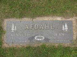Jean <i>Christensen</i> Afdahl