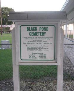Black Pond Baptist Church Cemetery