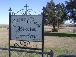 Cache Creek Mission Cemetery