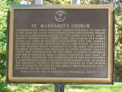 Saint Margaret's in the Pines Cemetery