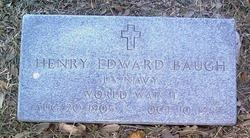 Henry Edward Baugh