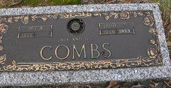 Lillian <i>Royse</i> Combs