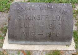 Samuel William Stringfellow