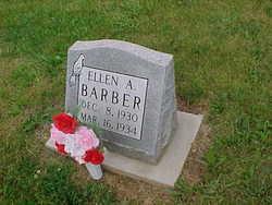 Ellen Arlene Barber