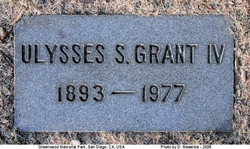Dr Ulysses Simpson Grant, IV