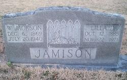 Lilla Idell <i>Logan</i> Jamison