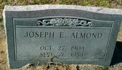 Joseph E Almond