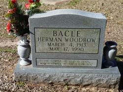 Herman Woodrow Bacle