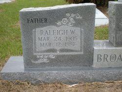Raleigh Will Broadnax
