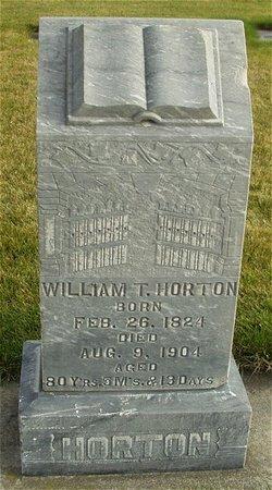 William T. Horton