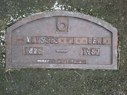 Ulysses James Beal