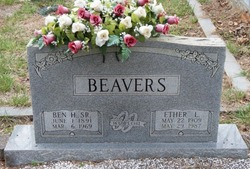 Ether L Beavers