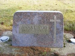 Anna <i>Gerig</i> Girod