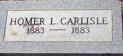 Homer L Carlisle