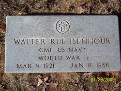 Walter Rue Isenhour