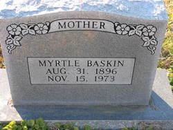 Myrtle Baskin