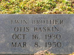 Otis Baskin