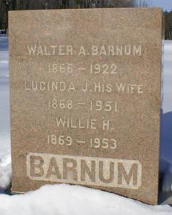 William Hewitt Willie Barnum
