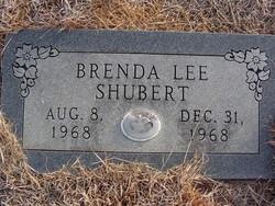 Brenda Lee Shubert