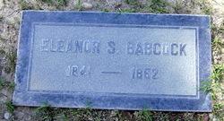 Eleanor Sophie <i>Potter</i> Babcock