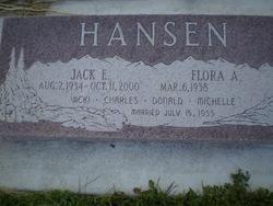 Jack Irven Hansen