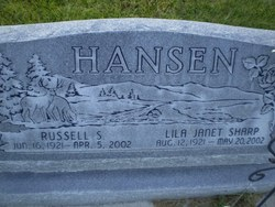Russell Saxton Hansen