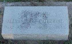 Catherine <i>Bolinger</i> Kirk