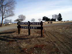 Diamond Crest Cemetery