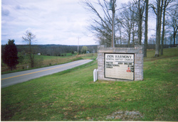 Zion Harmony Cemetery