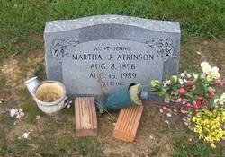 Martha Jennie Atkinson