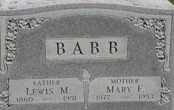 Lewis M. Babb