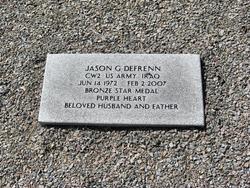 CWO Jason Garth DeFrenn