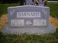 Corby S Barnard