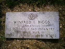 Winfred L Biggs