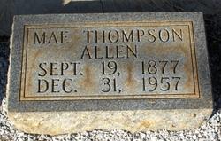Lillia Mae <i>Thompson</i> Allen