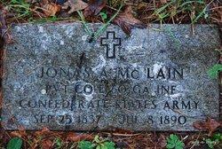 Jonas A. McLain