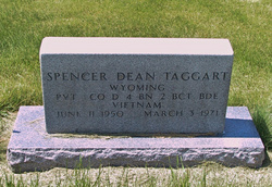 Spencer Dean Taggart