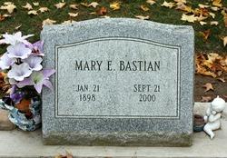 Mary Ellen <i>Pickering</i> Bastian