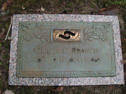 Gracie Caldwell Branch