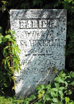 Harriet Ackerman