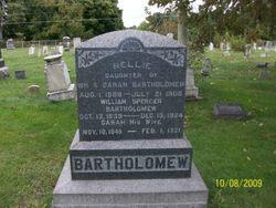 William Spencer Bartholomew