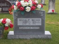 Minnie Pearl <i>Cornett</i> Bruner