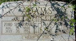 Nancy Clara <i>Calloway</i> Adams