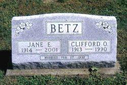 Clifford O. Betz