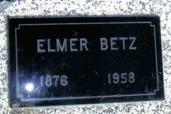 Charles Elmer Betz