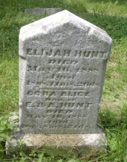 Elijah Hunt