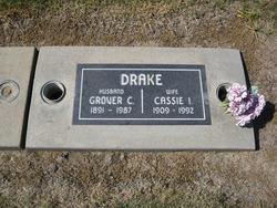 Grover Cleveland Drake