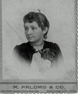 Frances Minerva <i>Stillman</i> Bagley