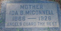Ida Belle <i>Wright/Brown</i> McConnell