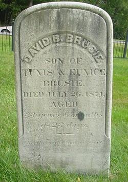 David B. Brusie